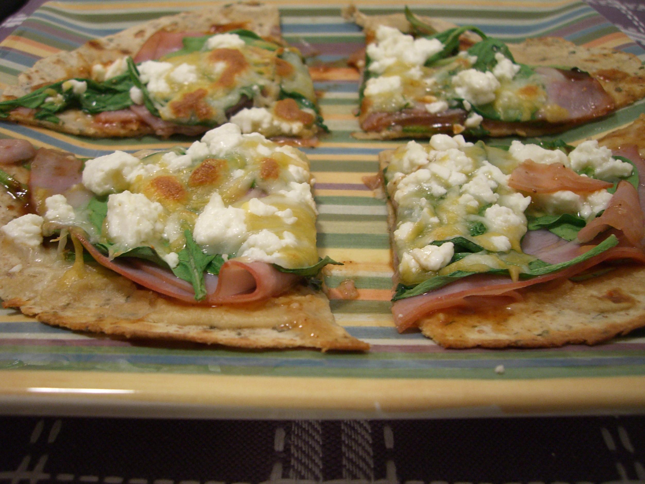 Tortilla Pizzas Recipes — Dishmaps