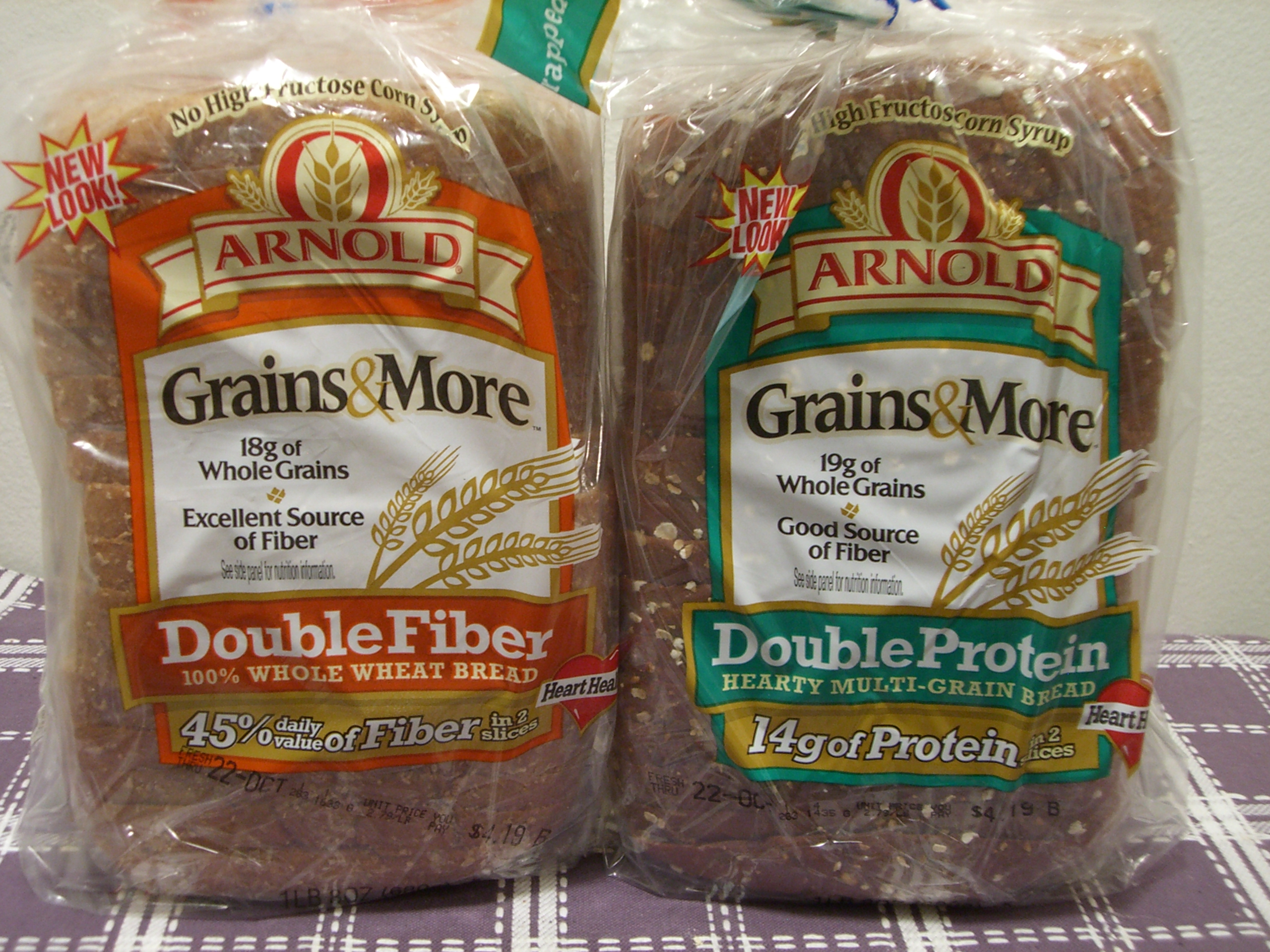 I'm sure that many of you have seen these breads around the blogosphere, but I thought I'd chime in and give my $.02 ...